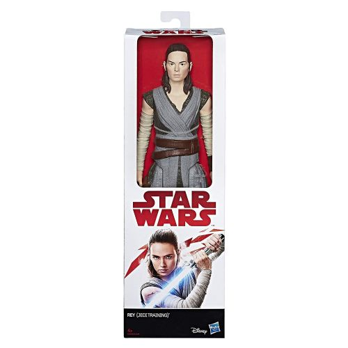 Star Wars The Last Jedi (Rey) Jedi Training 12 inch Figure